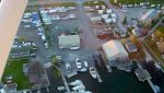1000Islands_Aerial view of marinas
